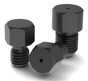 Picture of REST BUTTON, 3/4 X 3/8-16 W/ S.H.