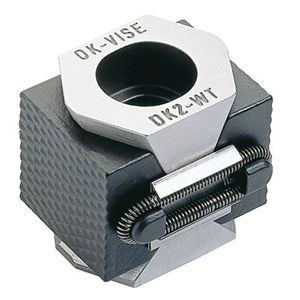 Picture of LOW-PROFILE CLAMP, W/SERRATED JAWS